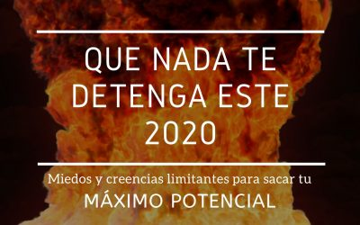 Entrenamiento QUE NADA TE DETENGA ESTE 2020